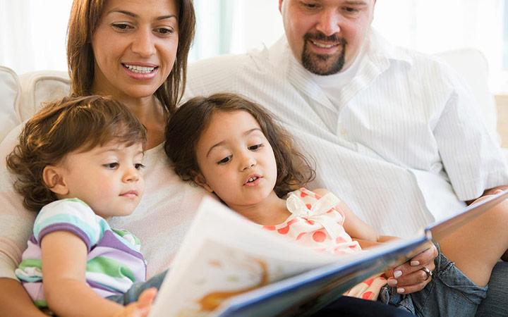 Научить ребенка читать по слогам