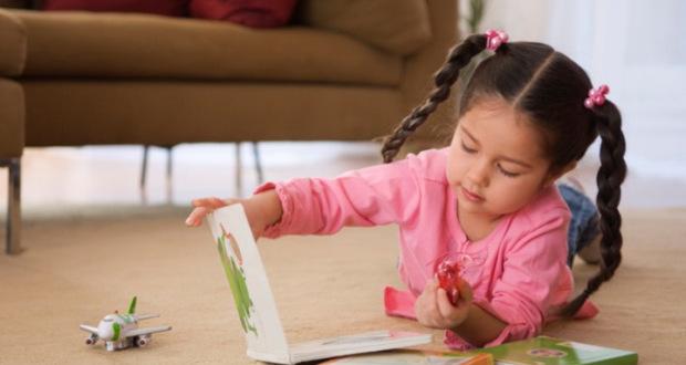 Научить ребенка читать